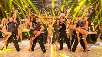 Strictly Come Dancing draws HUGE final ratings figures