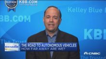 Elon Musk tends to be more accurate, says Kelley Blue Book's Brauer