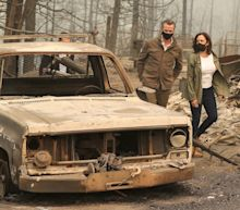 A California family is accusing Kamala Harris and Gov. Gavin Newsom of trespassing on their wildfire-ravaged property for a photo op