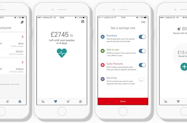 HSBC trialling app that automates your savings