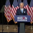 Biden and Harris debut as historic Democratic ticket