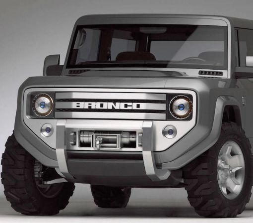 The Ford Bronco Is Definitely Coming Back, UAW Boss Reports