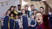 Tom and Giovanna Fletcher lift the lid on what modern families want from food brands