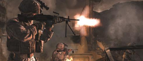 Call of Duty 4 dubbed game of the year at Interactive Achievement Awards