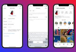 Instagram lets users add pronouns to their profile