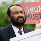 Rep. Al Green Files Articles Of Impeachment Against Trump, Setting Up House Showdown
