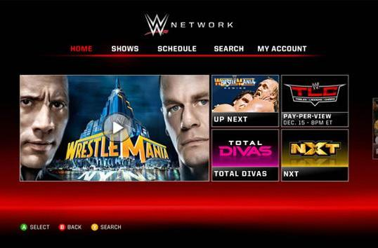 WWE Network wrestling is now streaming on virtually every device you own