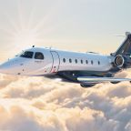 Embraer Comes Out Swinging at NBAA with Two New Jets
