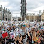Teachers warned not to let children walk out on 'climate strike'