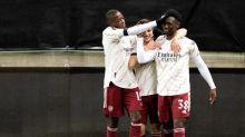 Arsenal, Leicester, Hoffenheim, Roma y Slavia, primeros clasificados