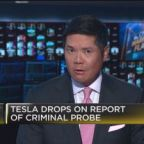 Tesla reportedly faces criminal probe over Elon Musk's st...