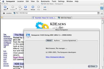 Native KDE Applications Coming for OS X