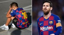 La Liga takes Barcelona's side as Messi no-show rocks football world