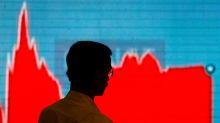 Sensex, Nifty rise as financials gain