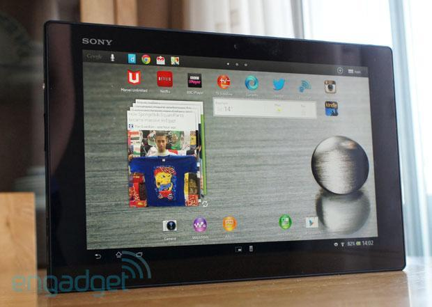 Sony Xperia Tablet Z review: the company's best Android tablet yet
