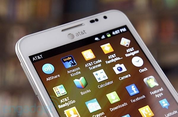 Samsung pairs Qualcomm and ARM DRM to get HD content on Galaxy Note Media Hub