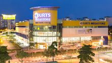 COURTS Megastore at Tampines reopens with a new look