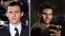 Tom Holland cast as young Nathan Drake in Uncharted movie