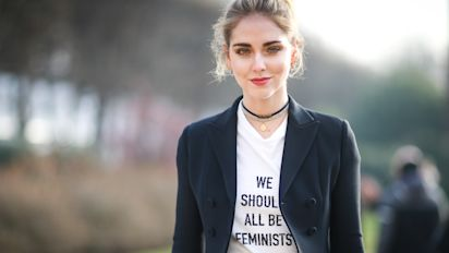 Fashion's best feminist moments