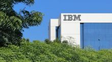 IBM Slides After Revenues Miss Wall Street Forecasts