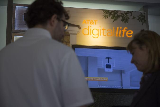 AT&T's home automation services reach your apartment