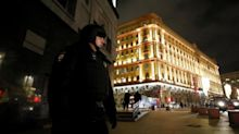 Russian security officer dies in Moscow shooting incident