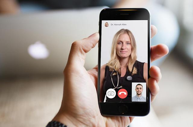 NHS starts offering GP appointments via video call