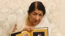 Lata Mangeshkar Hospitalised for Breathing Trouble