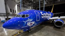 Sharks in the sky: Watch for special Southwest Airlines jets in Wichita