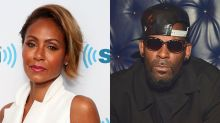 Jada Pinkett Smith Cries With R. Kelly Accuser Lisa Van Allen as She Shares Her Story