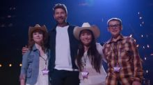 Brett Eldredge's sweet surprise for Make-a-Wish kids