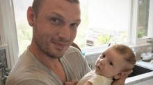 Nick Carter Posts Adorable Pic of Son Odin's Messy Meal -- See the Sweet Shot!