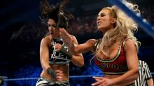 Spoiler on WWE Smackdown women's title match at Wrestlemania 36