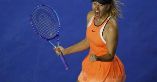 Roland-Garros (F) - Consultation - Doit-on inviter Maria Sharapova à Roland-Garros ?