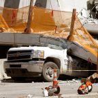 2 cars, 3 bodies removed from collapsed Florida bridge debris