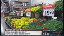Retailers hope spring fever heats up sales