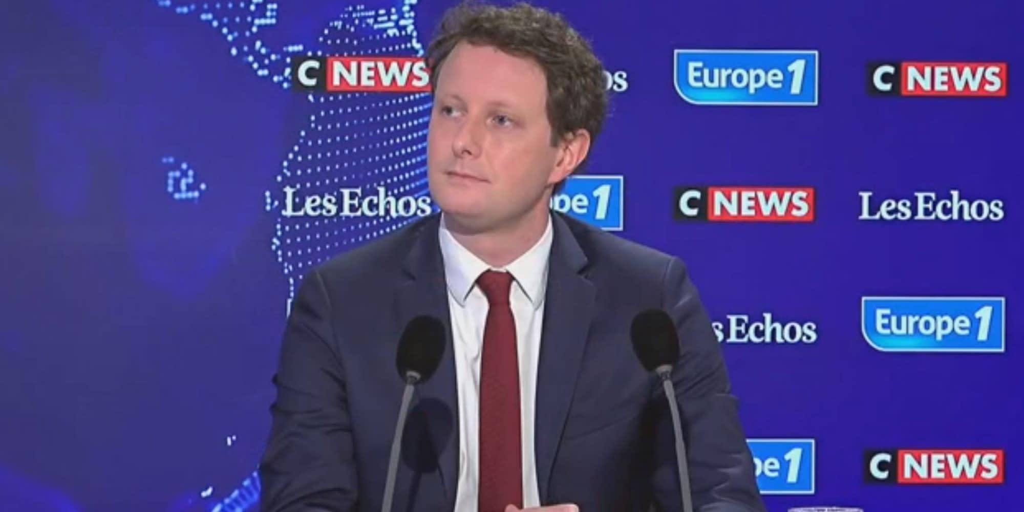 """Covid : Beaune veut """"un mécanisme d'urgence"""" européen pour les restrictions aux frontières"""
