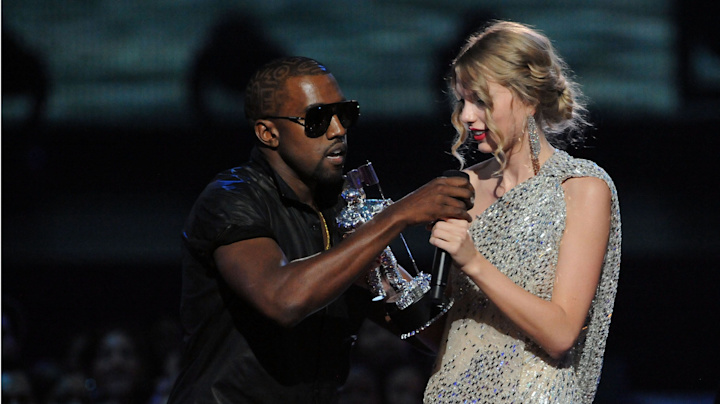 Bizarre VMA moment that ignited 10-year feud