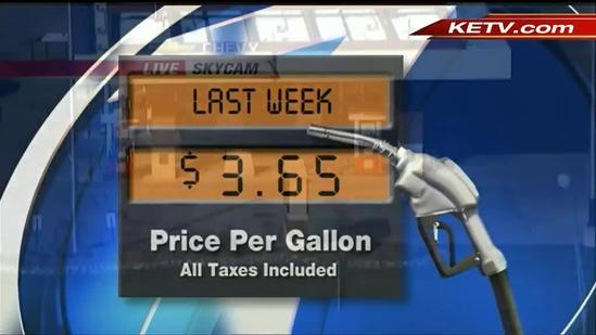 Analyst: Gas prices will continue to soar