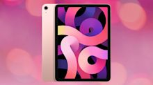 The rarely on-sale Apple iPad Air is currently the cheapest we've ever seen it