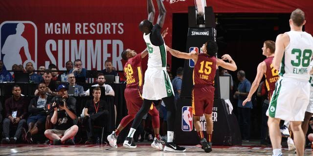 GAME RECAP: Cavaliers 72, Celtics 89