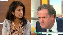 Piers Morgan mocks Konnie Huq on 'GMB' over bizarre Brexit beheading rant