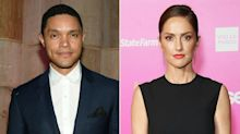 Trevor Noah and Minka Kelly Are Dating: 'It's Very Serious,' Source Says