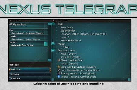 The Nexus Telegraph: WildStar's addons