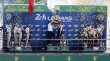El Toyota 8 gana las 24 Horas de Le Mans por 3er año