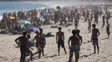 Rio segue com aumento na média móvel de mortes por coronavírus pelo nono dia seguido