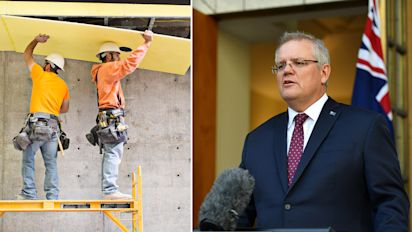 ScoMo drops $1 billion JobTrainer package