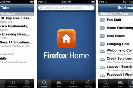 Mozilla pulls Firefox Home from the iOS App Store, posts source code to GitHub