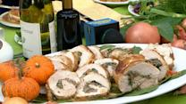 Buddy Valastro's Sausage-Stuffed Turkey Rollatini