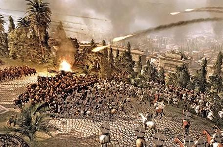 Total War: Rome 2 patch includes 'over 140' improvements